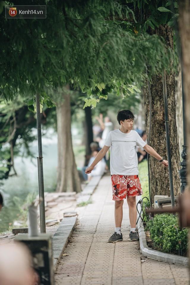 CLB Sắt rỉ Hồ Gươm và câu chuyện tập thể dục như một niềm vui bị nghiện - Ảnh 11.