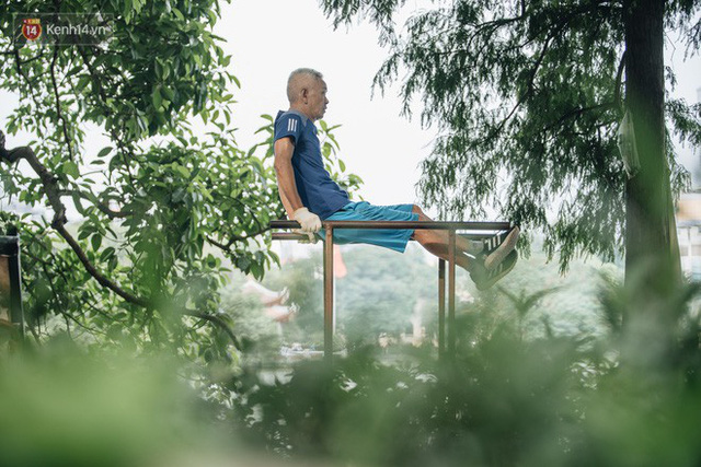 CLB Sắt rỉ Hồ Gươm và câu chuyện tập thể dục như một niềm vui bị nghiện - Ảnh 16.