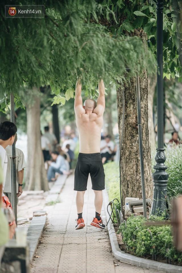 CLB Sắt rỉ Hồ Gươm và câu chuyện tập thể dục như một niềm vui bị nghiện - Ảnh 17.