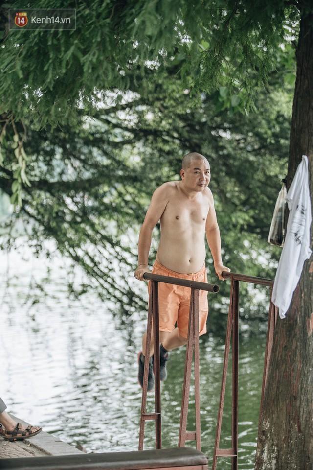 CLB Sắt rỉ Hồ Gươm và câu chuyện tập thể dục như một niềm vui bị nghiện - Ảnh 3.