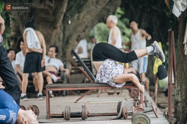 CLB Sắt rỉ Hồ Gươm và câu chuyện tập thể dục như một niềm vui bị nghiện - Ảnh 5.