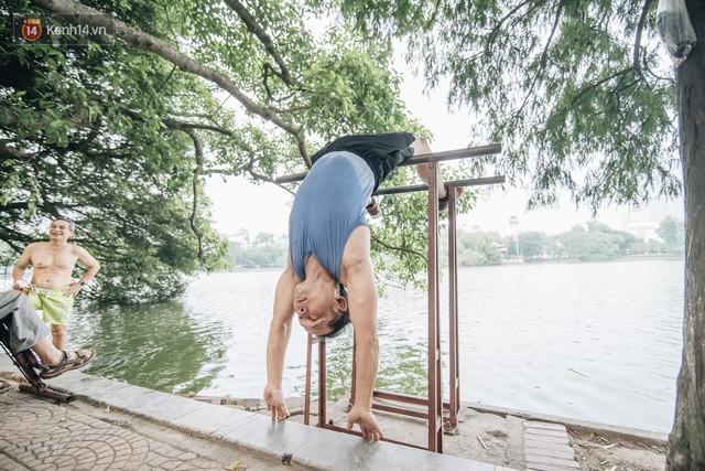 CLB Sắt rỉ Hồ Gươm và câu chuyện tập thể dục như một niềm vui bị nghiện - Ảnh 7.