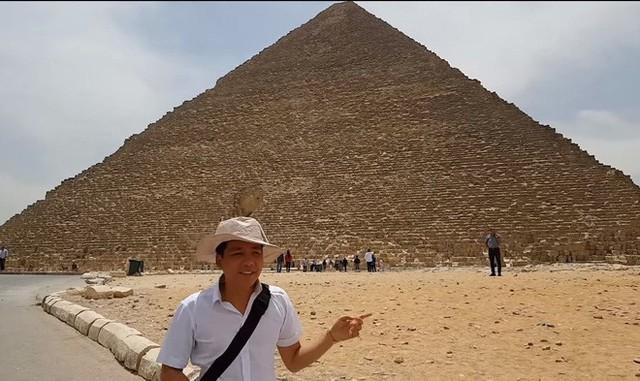 """Khoa Pug kết thúc hành trình Ai Cập trong nước mắt, xác nhận vì sao khách du lịch """"một đi không trở lại"""" - Ảnh 1."""