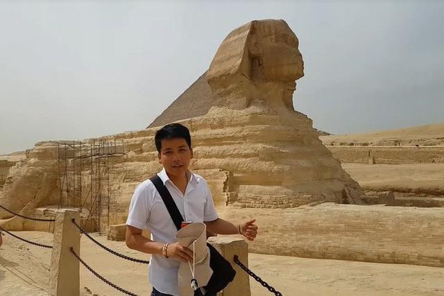 """Khoa Pug kết thúc hành trình Ai Cập trong nước mắt, xác nhận vì sao khách du lịch """"một đi không trở lại"""" - Ảnh 2."""