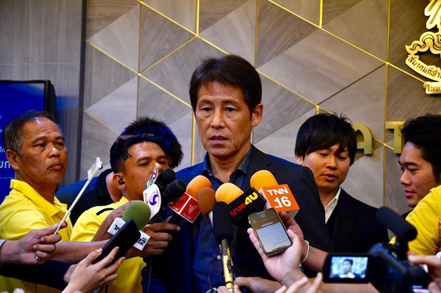 HLV Nishino tuyên bố cần 10 ngày chuẩn bị để hạ tuyển Việt Nam - Ảnh 1.