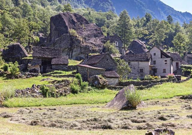 ticino của thuỵ sỹ - photo 4 15637799988131653787916 - Ngôi làng Thụy Sỹ bán nhà giá 1 USD