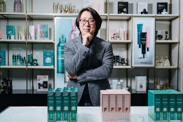 Doanh nhân Hàn Quốc thành tỷ phú nhờ bán mặt nạ dưỡng da cho người dùng Trung Quốc - Ảnh 5.