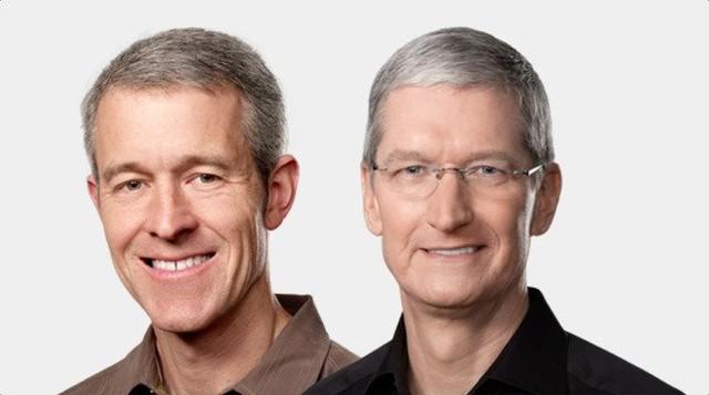 Người đàn ông bí ẩn này sẽ kế vị Tim Cook, trở thành CEO của Apple? - Ảnh 1.