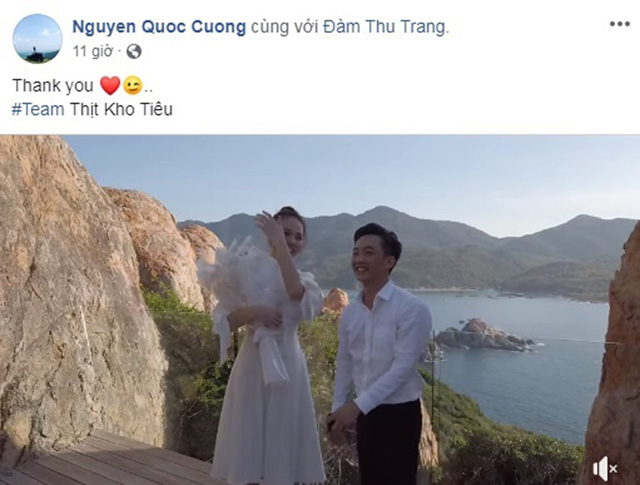 Hành trình từ yêu tới đám cưới được chờ đợi nhất của cặp Cường Đôla và chân dài Đàm Thu Trang - Ảnh 14.
