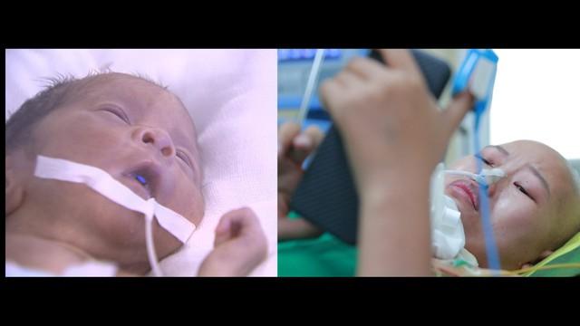 Nhật ký 55 ngày chiến đấu đầy cảm xúc của người mẹ ung thư và con trai: Mong Bình An rồi sẽ bình an! - Ảnh 6.