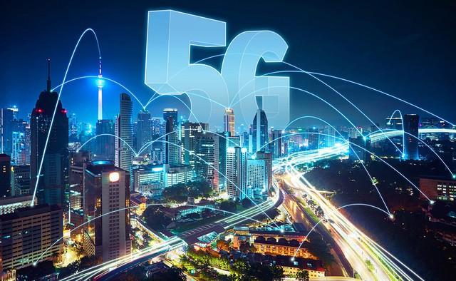 Tốc độ kết nối tăng gấp 100 lần, mạng di động 5G sẽ tác động mạnh mẽ đến thị trường bất động sản - Ảnh 1.