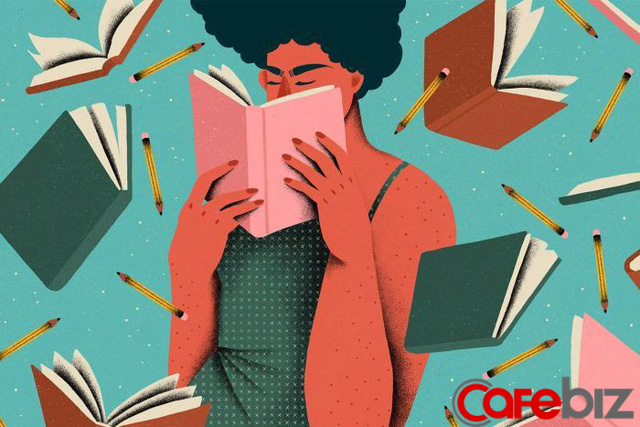 Cứ mạnh dạn bỏ ngang những cuốn sách trót mua nhưng càng đọc càng buồn ngủ... vì cố gắng đọc cuốn sách mình không thích là lãng phí thời gian nhất trên đời! - Ảnh 1.