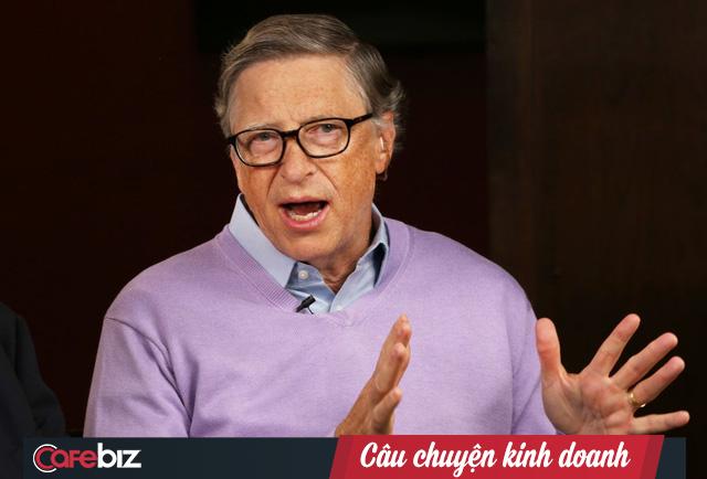 'Đi trốn' kiểu Bill Gates: Ấn náu trong một khu rừng bí mật ngắt kết nối với thế giới, dành nguyên cả tuần chỉ làm 1 việc duy nhất, 18h/ngày, 2 lần/năm, đều đặn suốt 40 năm - Ảnh 1.