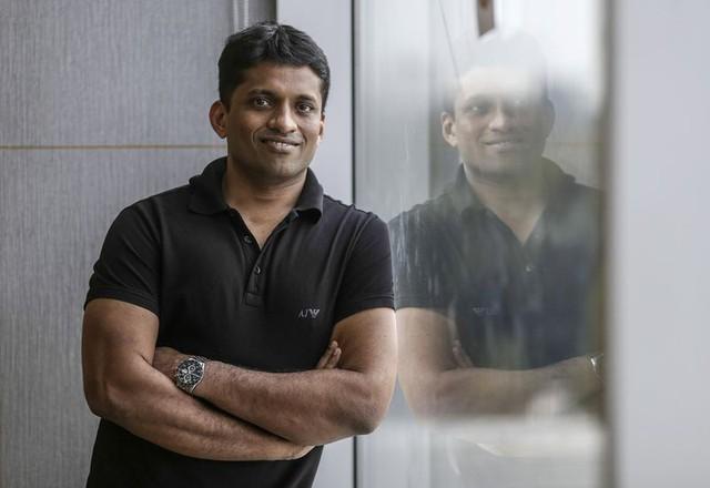 Chàng ngốc Ấn Độ phiên bản đời thực: Từ chuyên gia trốn học đến tỷ phú tạo ra ứng dụng dạy học 5,7 tỷ USD, hợp tác với Disney, được Tencent, Mark Zuckerberg hậu thuẫn - Ảnh 1.