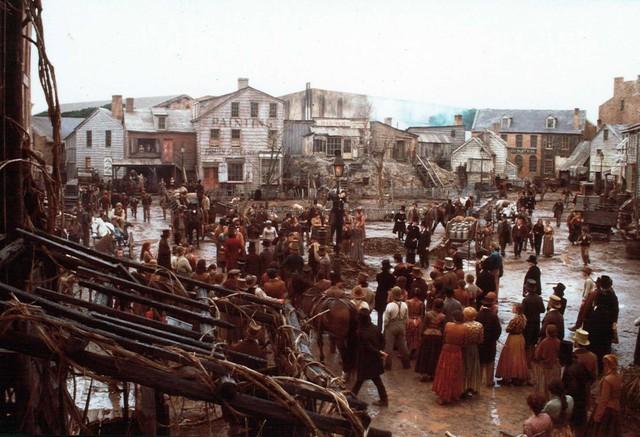 Chuyện lạ: Thành phố New York hoa lệ từng là bãi chiến trường giữa người và... lợn - Ảnh 3.