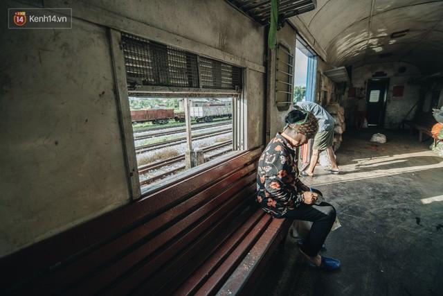 8 giờ trên chuyến tàu kỳ lạ nhất Việt Nam: Rời ga mà không có một hành khách nào - Ảnh 19.