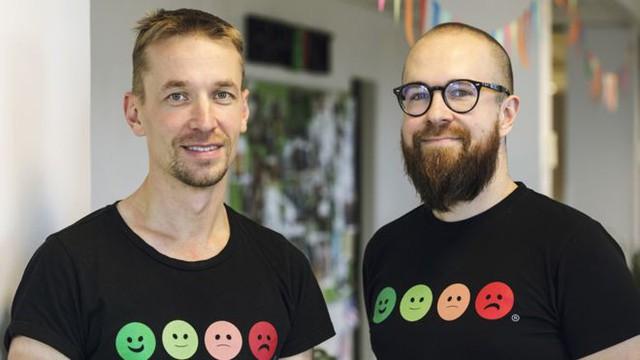 Bị nhân viên thu ngân tỏ thái độ đuổi khách, một lập trình viên đã nghĩ ra ý tưởng startup ghi nhận phản hồi khách hàng, thu về cả chục triệu đô mỗi năm - Ảnh 3.