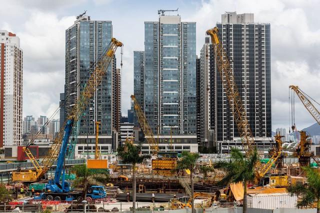 Hong Kong biến sân bay nghẹt thở thành khu căn hộ siêu cấp hàng tỷ đô la - Ảnh 1.