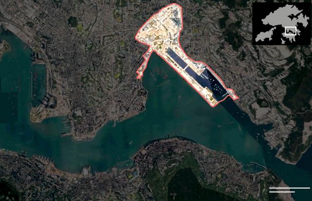 Hong Kong biến sân bay nghẹt thở thành khu căn hộ siêu cấp hàng tỷ đô la - Ảnh 2.