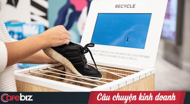 Giày thể thao làm từ rác thải nhựa – Giải pháp bền vững hay trào lưu nhất thời? - Ảnh 4.