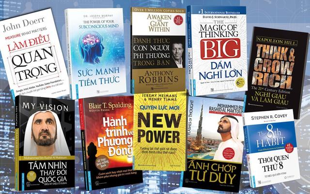 10 cuốn sách giá trị bất cứ doanh nhân nào cũng cần đọc