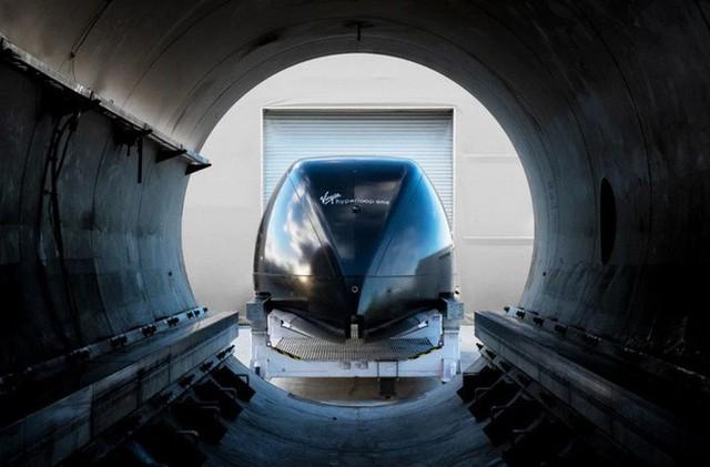 Sắp có tàu hyperloop dài nhất thế giới tại Ả Rập Xê-Út với chiều dài quãng đường lên tới 35km - Ảnh 1.
