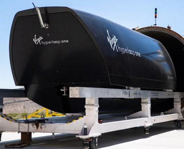 Sắp có tàu hyperloop dài nhất thế giới tại Ả Rập Xê-Út với chiều dài quãng đường lên tới 35km - Ảnh 2.
