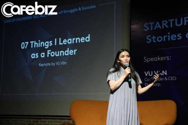 """CEO Elsa nhắn nhủ 7 bài học """"gối đầu"""" cho bạn trẻ bắt đầu con đường khởi nghiệp - Ảnh 1."""