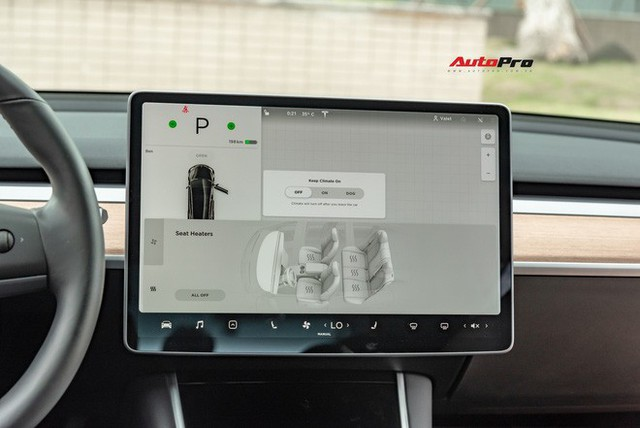 Đánh giá nhanh Tesla Model 3 đầu tiên Việt Nam: 8 điểm thú vị ít ai biết sau mức giá hơn 3 tỷ đồng - Ảnh 13.