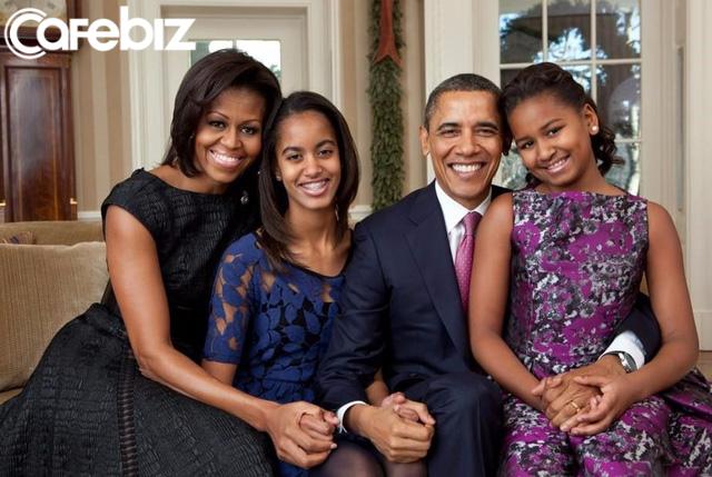 Làm mẹ nghĩa là trở thành bậc thầy trong việc buông tay - Lời khuyên của bà Michelle Obama khiến các bậc phụ huynh lặng người thấm thía - Ảnh 1.
