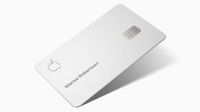 Apple sẽ tung ra Apple Card vào tháng tới - Ảnh 1.