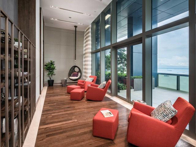 Bên trong toà nhà cao nhất Singapore - Ảnh 11.