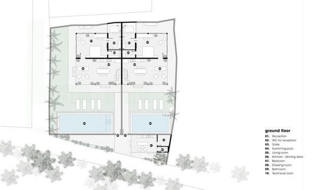 Kiệt tác kiến trúc trong căn lều lá cọ, mành tre - Ảnh 11.