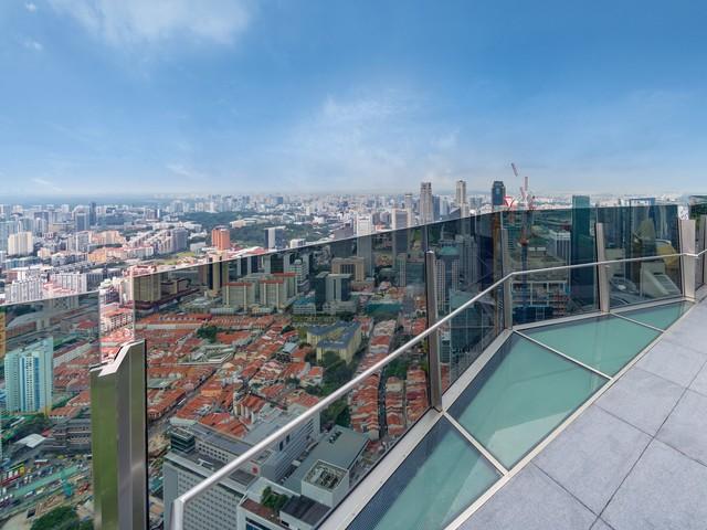 Bên trong toà nhà cao nhất Singapore - Ảnh 14.