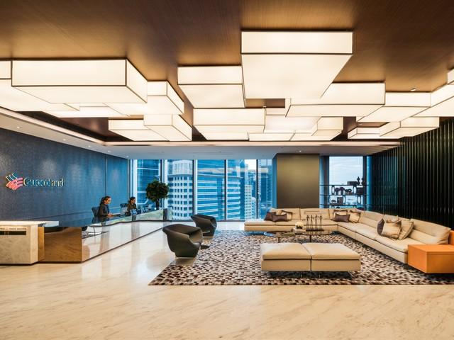 Bên trong toà nhà cao nhất Singapore - Ảnh 3.