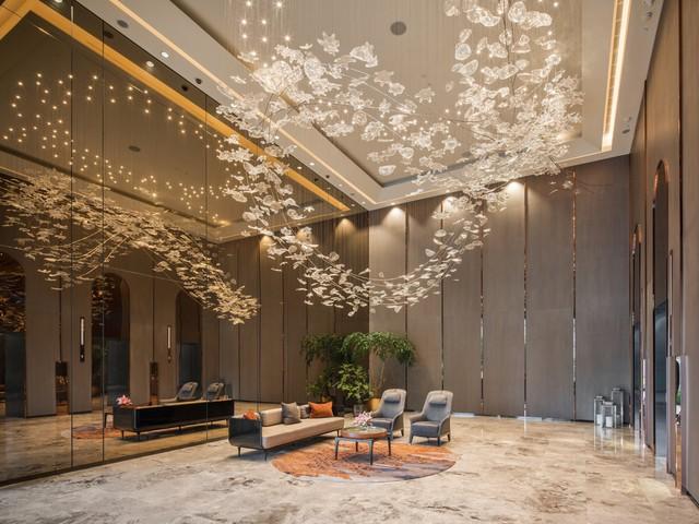 Bên trong toà nhà cao nhất Singapore - Ảnh 5.