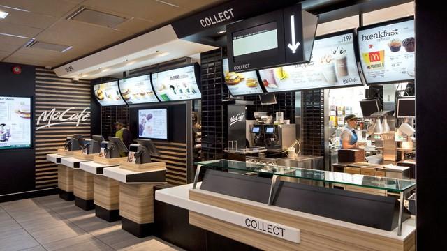"""""""Bậc thầy"""" tâm lý học McDonald's và cửa hàng của tương lai: Hình ảnh mê hoặc lý trí, Menu đánh lừa thị giác, thiết kế gia tăng trải nghiệm - Ảnh 5."""