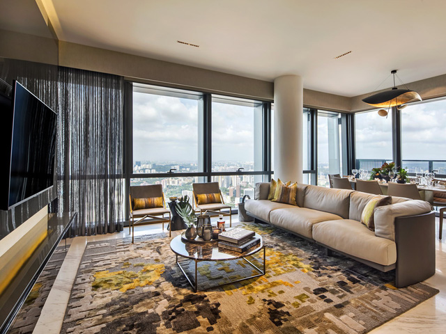 Bên trong toà nhà cao nhất Singapore - Ảnh 7.