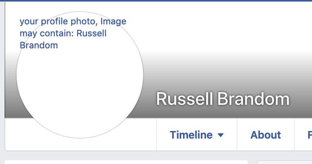 Lỗi không load được ảnh ngày hôm qua cho thấy cách AI Facebook phân loại ảnh của bạn như thế nào - Ảnh 1.