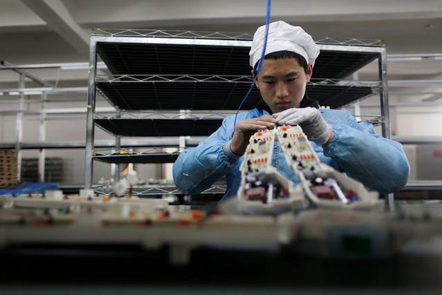 Loạt ông lớn công nghệ rục rịch rời Trung Quốc - Ảnh 1.