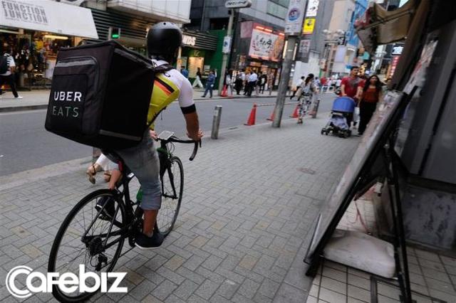Nhật Bản độc đáo số 2, không ai số 1: Người già đua nhau đăng ký làm shipper của UberEats, đi bộ giao hàng để nâng cao sức khỏe! - Ảnh 2.