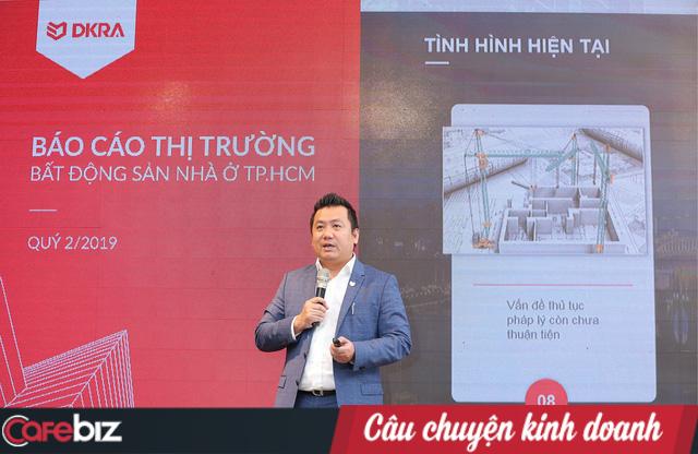 DKRA Việt Nam: Thị trường BĐS hiện tại phức tạp và khó đoán định, 6 tháng cuối năm 2019, đất nền vẫn là kênh đầu tư hàng đầu - Ảnh 1.
