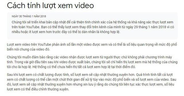 Vì sao sau 3 ngày Youtube mới công bố kỷ lục MV Hãy trao cho anh của Sơn Tùng? - Ảnh 2.