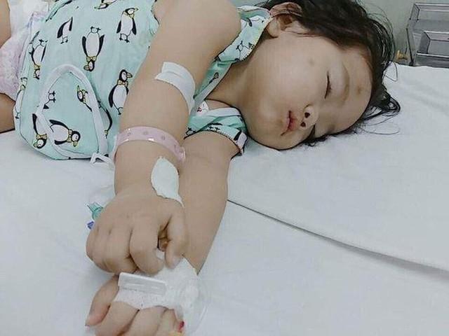 Bức thư đẫm nước mắt của người mẹ Kiên Giang gửi con gái 2 tuổi mắc ung thư - Ảnh 2.