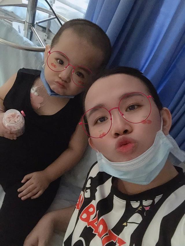 Bức thư đẫm nước mắt của người mẹ Kiên Giang gửi con gái 2 tuổi mắc ung thư - Ảnh 4.