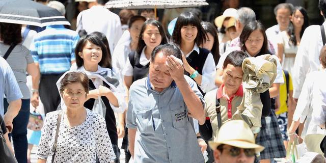 Sóng nhiệt tại Nhật Bản khiến 11 người thiệt mạng và gần 6000 người nhập viện - Ảnh 1.