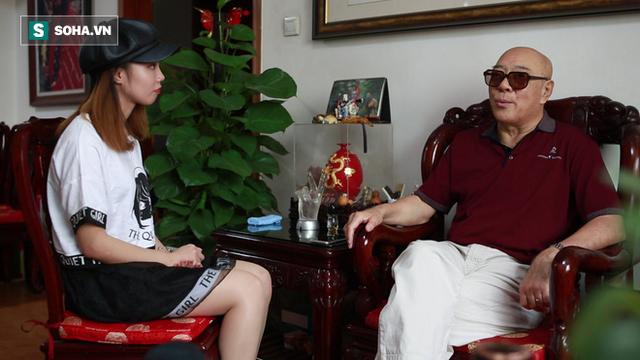 ĐỘC QUYỀN: Phỏng vấn Sa Tăng tại Bắc Kinh, sự thật về vai diễn bị chê nhạt nhất Tây Du Ký - Ảnh 1.