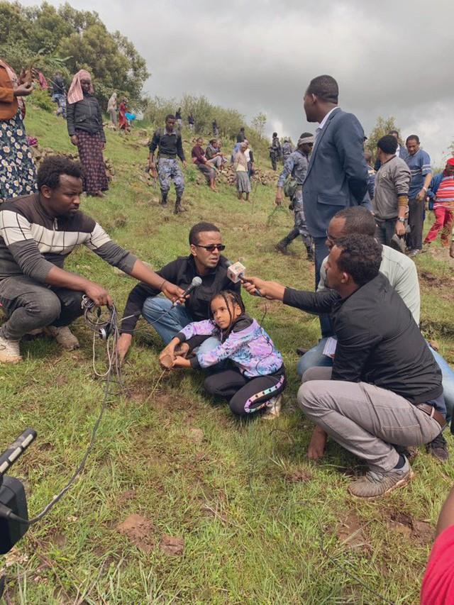 Kỷ lục đáng nể của Lục địa Đen: Trong 12 giờ, Ethiopia trồng được 350 triệu cây xanh - Ảnh 3.