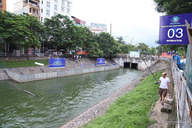 Tiến sĩ Nhật tắm sông Tô Lịch, cảm ơn Thủ tướng trước khi về nước - Ảnh 3.