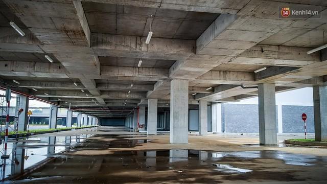 Bên trong khu phức hợp bến xe Miền Đông mới, vốn đầu tư 4.000 tỉ đồng trước ngày đi vào hoạt động - Ảnh 13.